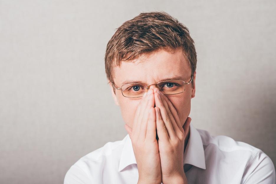 coriza no nariz e alimentos
